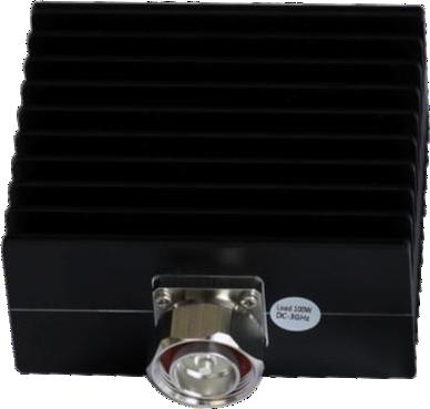 Termination Load 100 Watts DIN-male 0-3 GHz