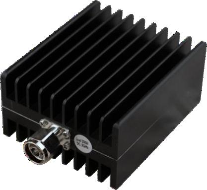 Termination Load 100 Watts N-male 0-3 GHz