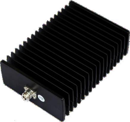 Termination Load 200 Watts N-female 0-3 GHz