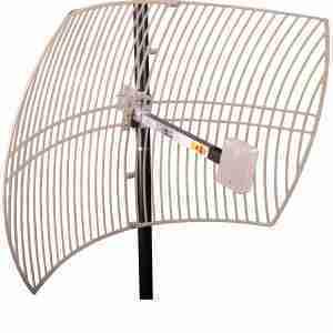 Grid Parabolic Antenna