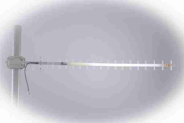 1710-2170 MHz YAGI Antenna 17 DBI