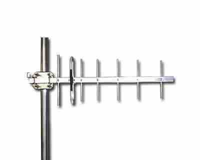 428-438 MHz Yagi antenna 14dBi gain