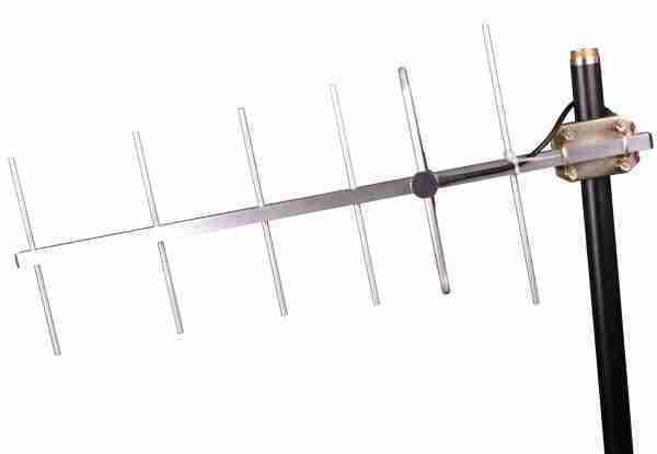 450 Yagi antenna