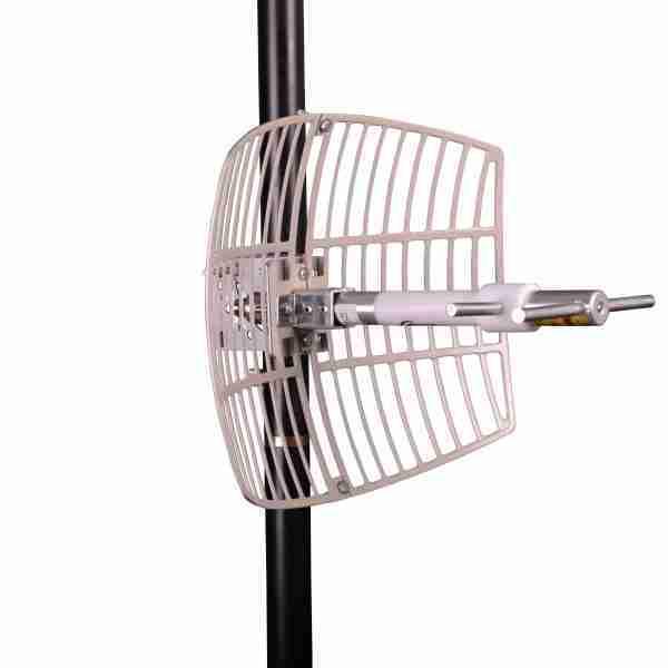 746-806 MHz Grid Parabolic Antenna 10 dBi