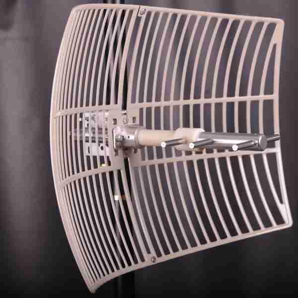 806-896 MHz Grid parabolic Antenna 12 dBi