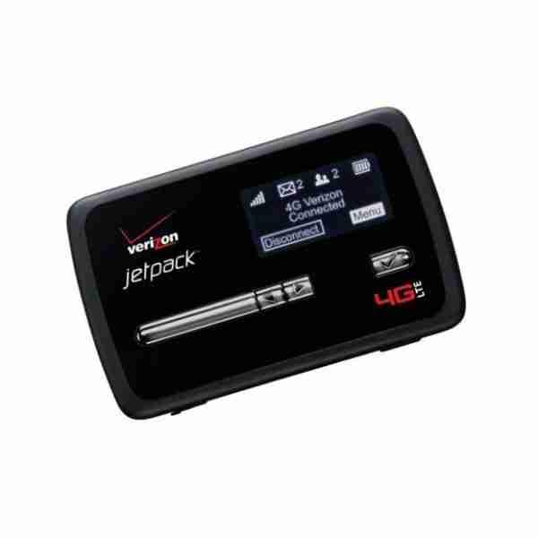 Novatel 4620L MiFi Mobile Hotspot - Verizon 4G LTE