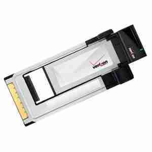 Novatel PC770 PCMCIA/Express 2-in-1 Card - Verizon 3G EVDO