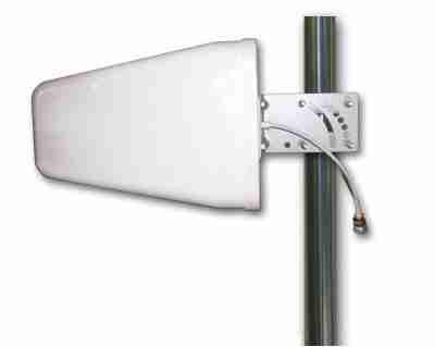 800-2500 MHz Log Periodic yagi directional Antenna 8.5 dBi