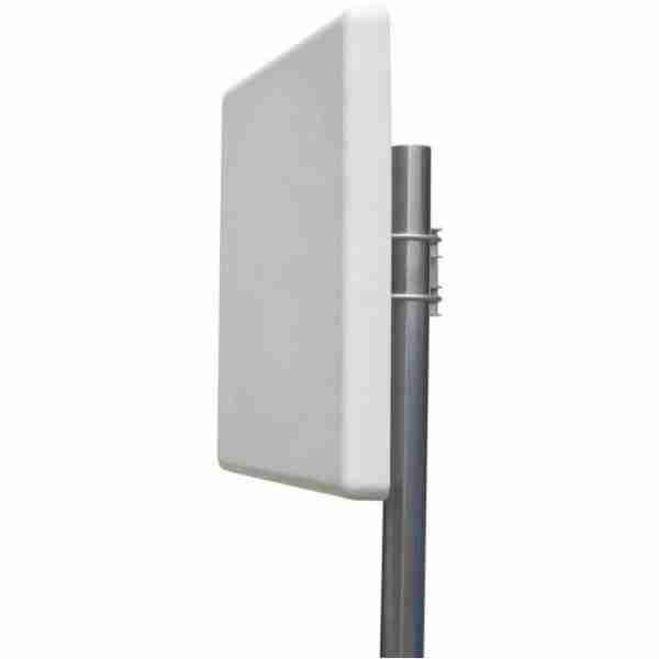 750MHz Single Polarization flat panel Antenna 10dBi