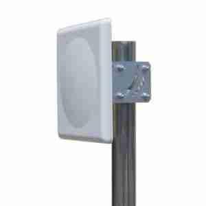 2.4-2.5 GHz Vertical & Horizontal Dual Polarization MiMO flat panel Antenna 14dBi