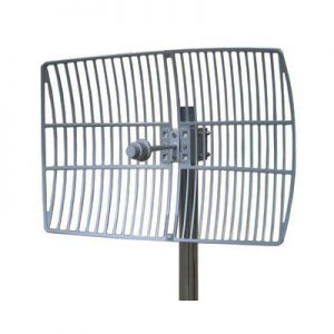 746-806 MHz Grid Parabolic Antenna 12 dBi