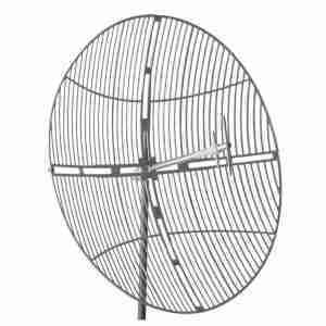 450 MHz Grid parabolic Antenna 12 dBi