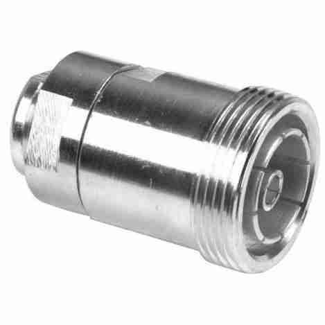 7/16 DIN Female crimp connector for LMR400 RG8 cables