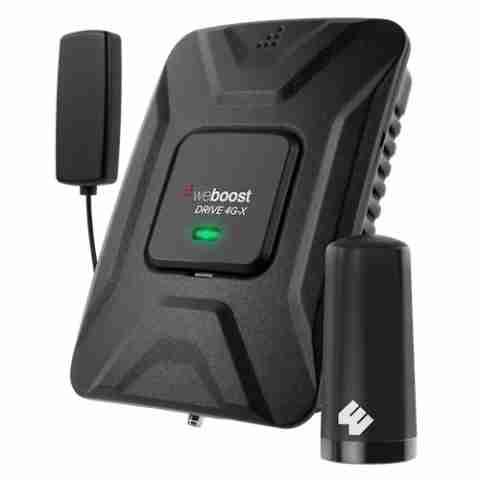 weBoost Drive 4G-X Fleet 50db 5-Band Repeater Kit - 470221