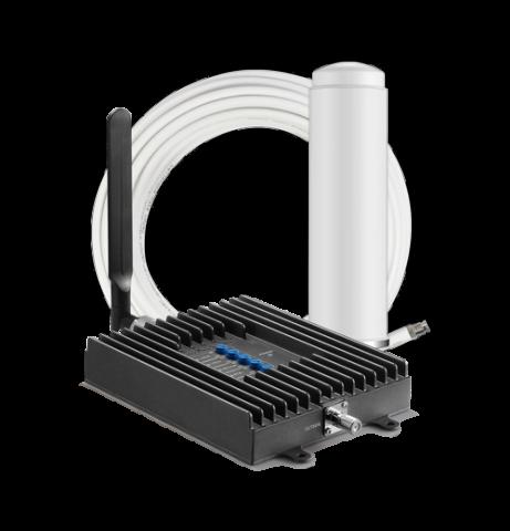 SureCall Fusion4Home 3G/4G Repeater Kit - Yagi/Whip