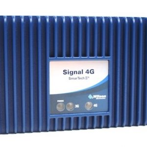 """Wilson Signal 4G Direct Connect Amplifier for M2M w/ 4"""" Mag Mount Antenna & AC Power - 460119"""