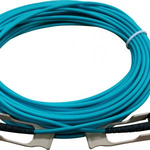 HPE X2A0 40G QSFP+ to QSFP+ 10m Active Optical Cable