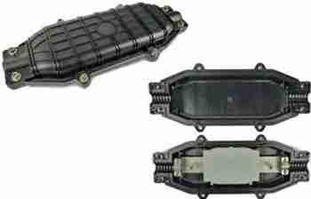 Optical cable splice closure-Horizontal type 2 ports