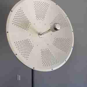 1710-2170 Mhz Dual-Pol Parabolic Antenna 23 Dbi