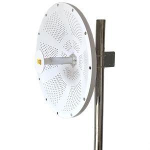 6GHz solid dish parabolic antenna