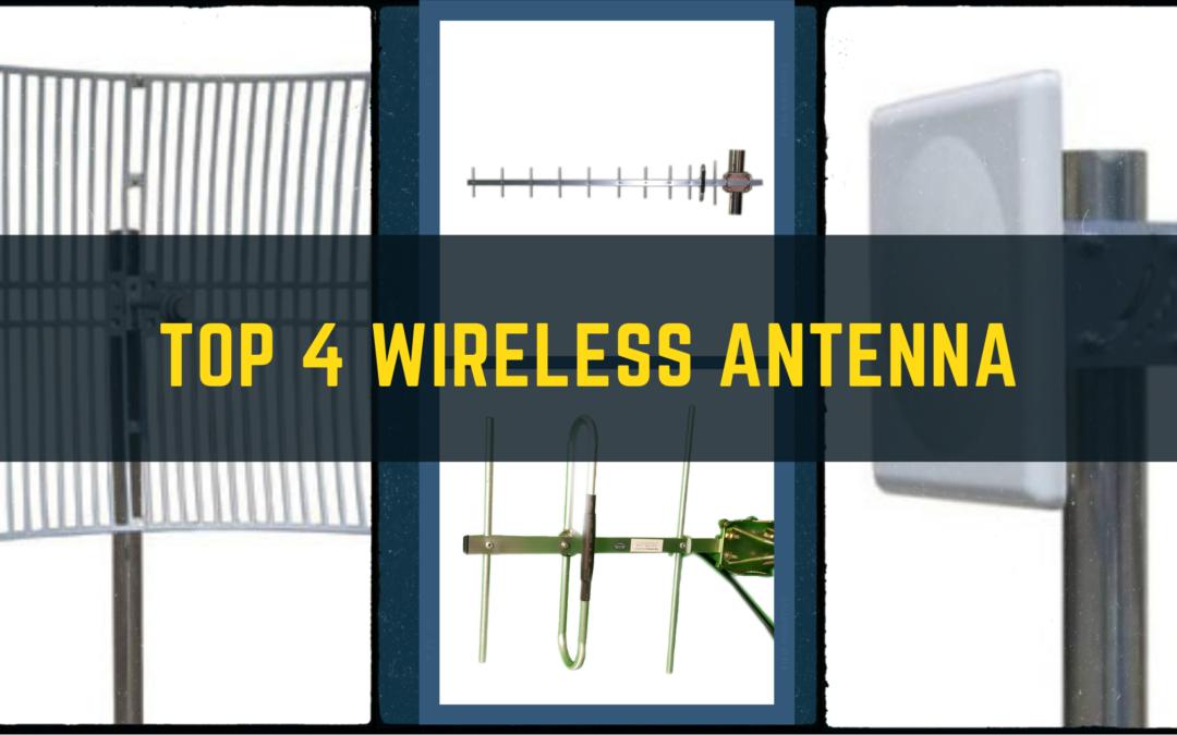 Top 4 Wireless Antenna on Excel Wireless